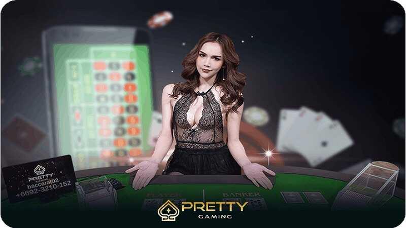 ทำความรู้จักกับค่ายคาสิโนออนไลน์อันดับ 1 Pretty Gaming