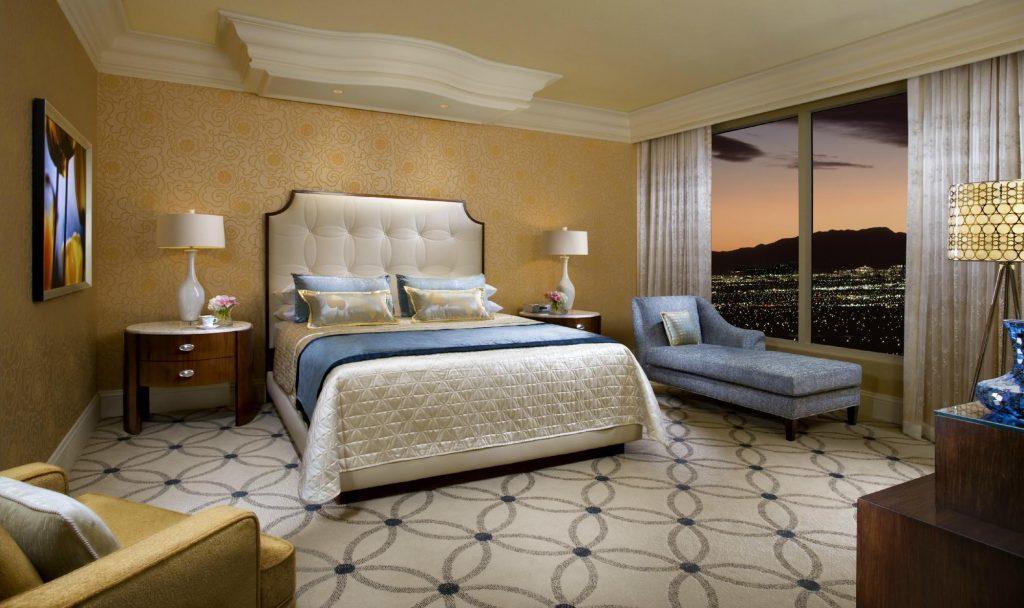 โรงแรม เบลลาจิโอ Bellagio Las Vegas